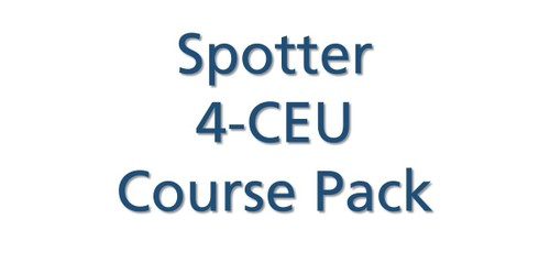 Spotter 4-CEU Refresher Pack