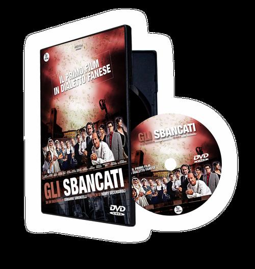 DVD GLI SBANCATI - OFFERTA SPECIALE (SPEDIZIONI ITALIA)