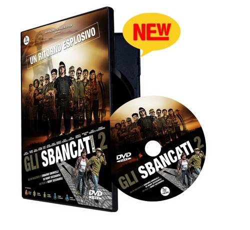 DVD GLI SBANCATI 2 - IL RITORNO (SPEDIZIONI ITALIA)