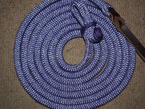 12ft rope with button knot