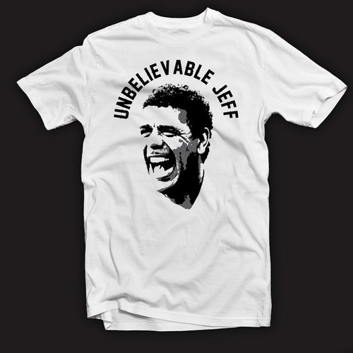 Unbelievable Jeff T-shirt