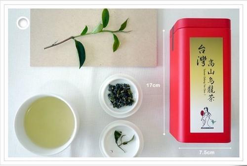 曾的台灣高山烏龍茶/ 150克/ 罐