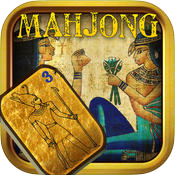 Mahjong Egyptian - Search for Tutankhamun