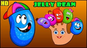 Juicy Jelly Bean Candy Drop: