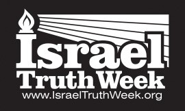 Israel Truth Week: Liberating Jews and Israel from the false 'occupation' narrative