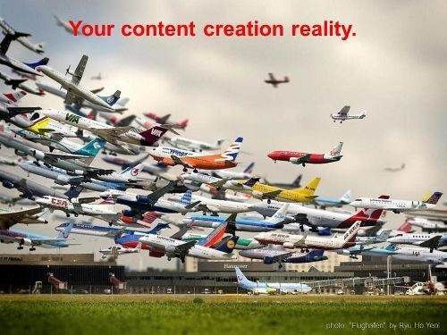 PowerGive presentation tips - your content creation reality (from Lightbox Collaborative)