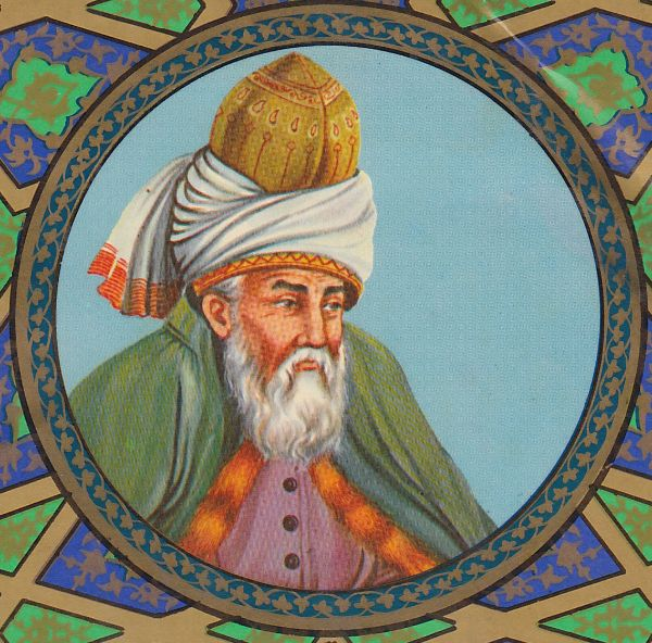 Rumi's Poem The Guest House