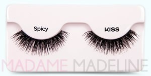KISS True Volume Lash in SPICY - Lisa Johnson Bridal - Nashville