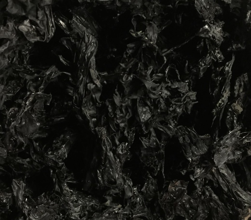 Dried Black Seaweed