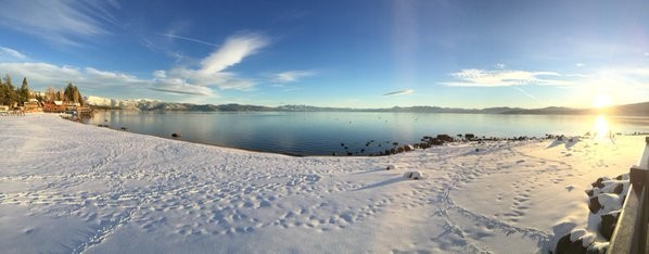 North Shore of Tahoe by TySteel