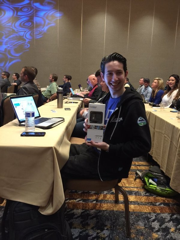 and #TahoeDreamin Trailhead champion is... Adam
