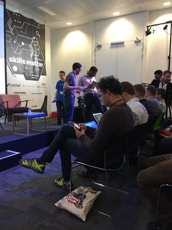 @LDNsCall @XactlyEMEA common @johnwhi #Demojam looking forward to your 2 mins of fame!