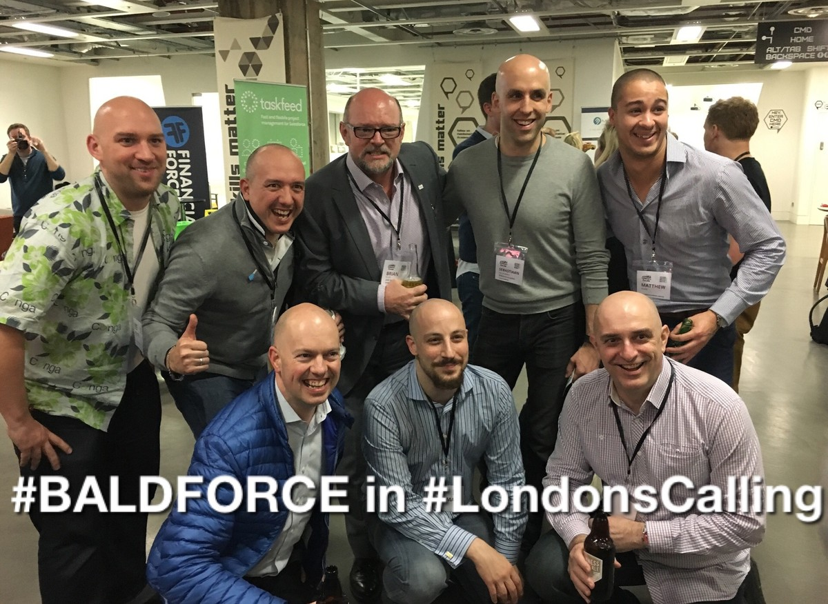 #Baldforce @LDNsCall