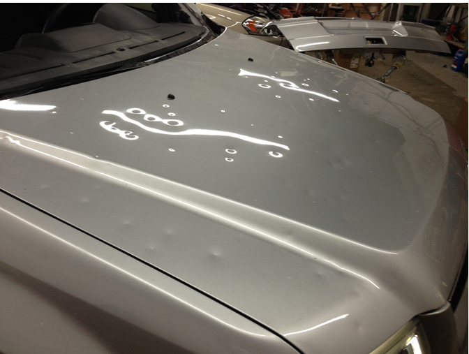 PDR Art of Houston Paintless Dent Removal