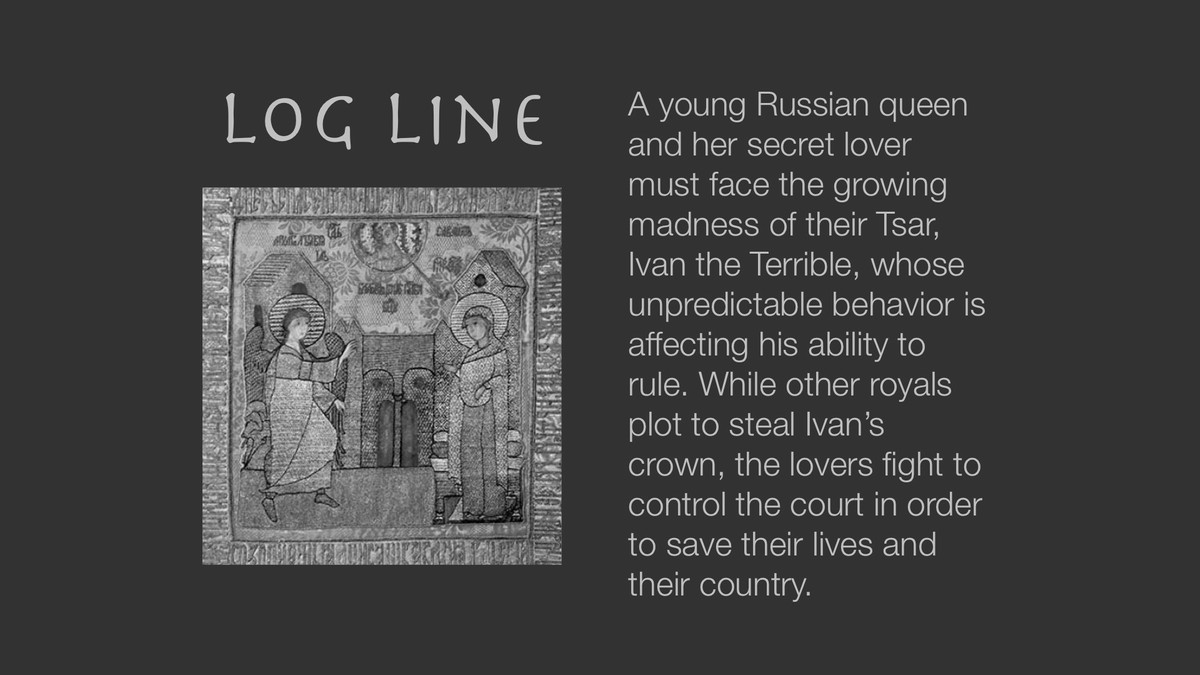 Synopsis of The Princess, the Queen, and Ivan the Terrible