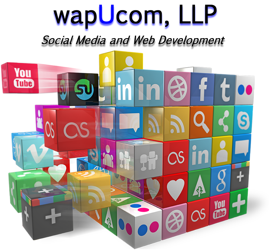 wapUcom Social Media and Web Development