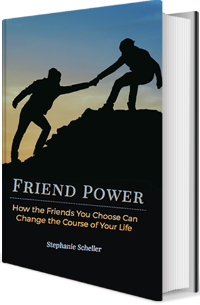 Friend Power: A motivational, self-help book that addresses the missing key to achieve your inner greatness by San Antonio author Stephanie Scheller