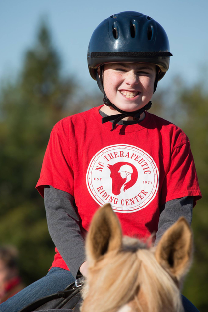 Inclusive Summer Camp - NC Therapeutic Riding Center