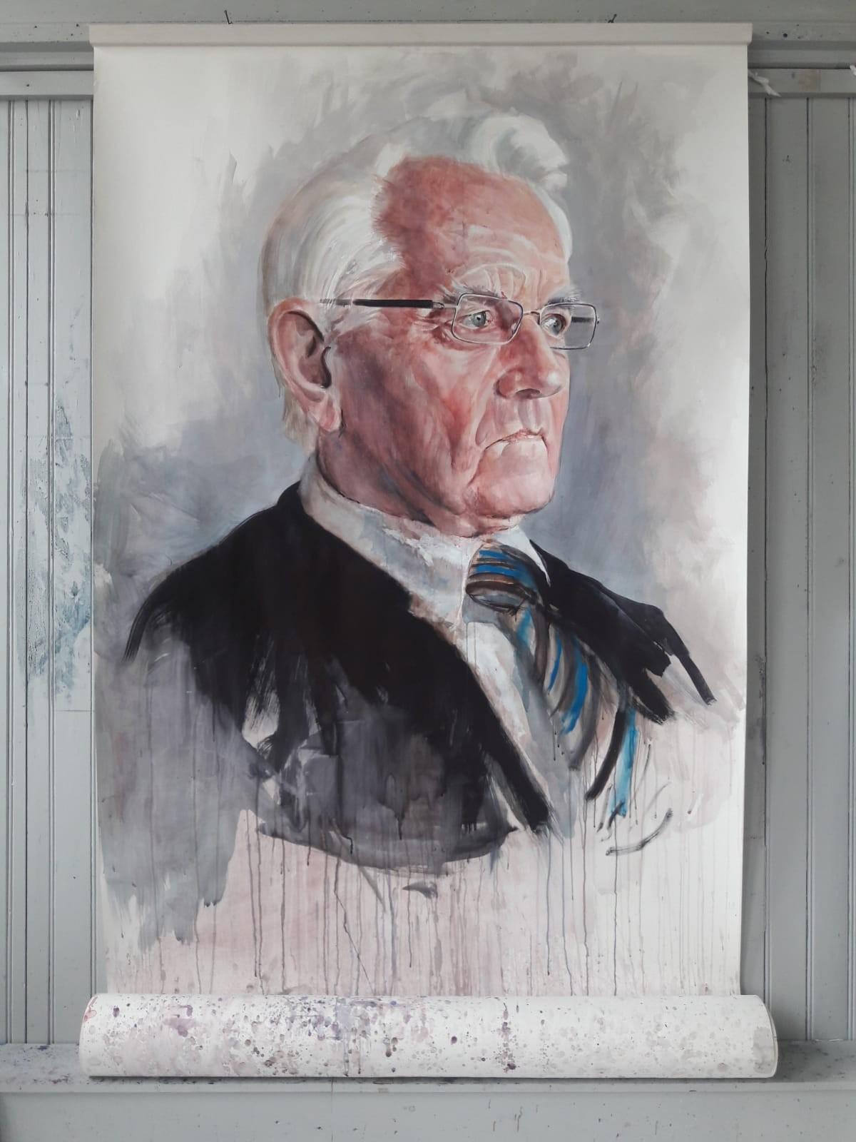 Vader van Gijs Wanders