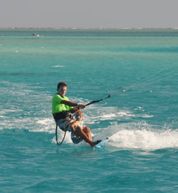 kite surf school for kids