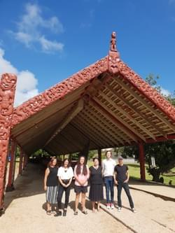The ActionStation team at Waitangi