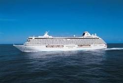 Crystal Cruise line offers exclusive World Cruise experience.