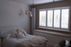 Window Shutters Bedroom