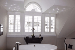 Waterproof Shutters Bathroom