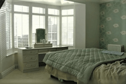 Shutters Bay Windows
