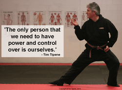 Tim Tipene on Self Control
