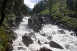 Rivers going little crazy during monsoon!