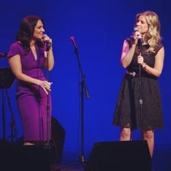 Singing with Ms Shoshana Bean