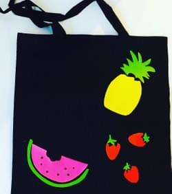 Tote bag design example