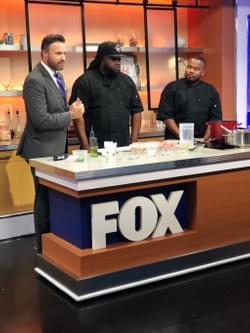 Seafood Connection Charlotte Owner Jamie Walker Features on Fox 46 in Charlotte, NC