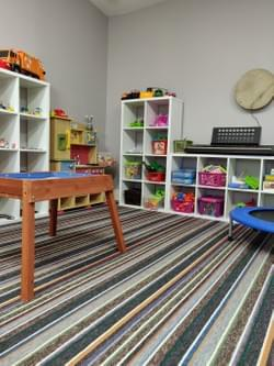 Child Therapy Room