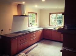 New Kitchen Installation - Build Queenstown