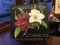 order : Lily flowers