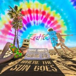 "Redfoo ""Where The Sun Goes"" Album Art"