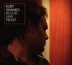 Plus1-003: Kurt Shanks - Blood Line Heart (CD)