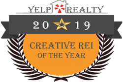 2019 Creative Real Estate Investor Award