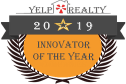 2019 Innovator of the year award