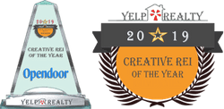 2019 Creative Real Estate Investor Trophy; OpenDoor