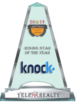 2019 Rising Star of the year trophy; ask4offer