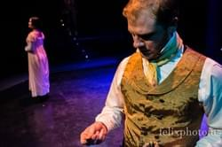 Jake Lesh as Young Scrooge in A Christmas Carol, Hippodrome Theatre