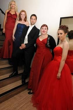 Alexander Grove, Tenor and the BBC Kiri Prize Finalists