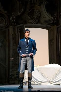 Alexander Grove, Tenor as Don Ramiro