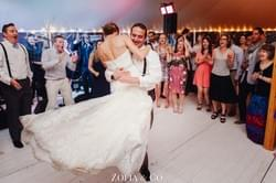 Nantucket Wedding at the Galley Beach, photography by Zofia & Co Photography.