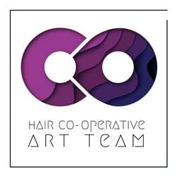 Co-operative Hair Art team Logo