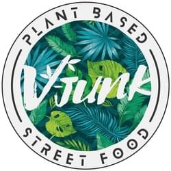 Vegan Street Food Vendor Logo, attending festival around the UK