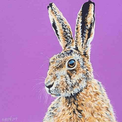 March Hare - Original Sold